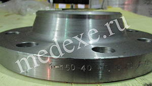 Фланец воротниковый стальной ГОСТ 12821-80